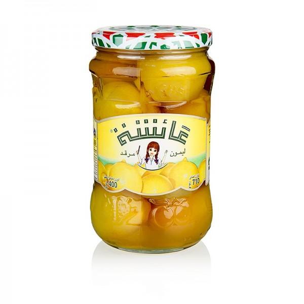 Copram - Eingelegte Zitronen gesalzen