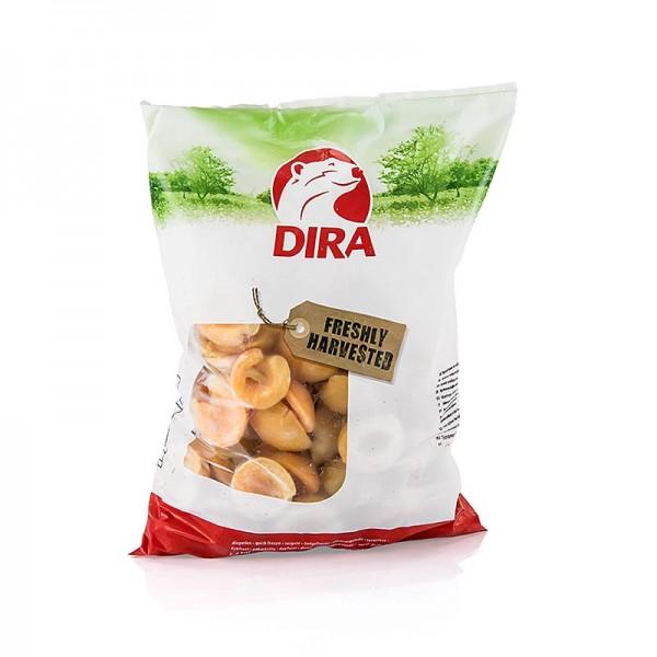 Dirafrost - Aprikosen-Hälften nicht kalibriert TK