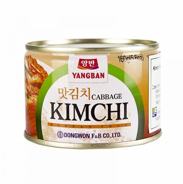 Yangban - Kim Chee - eingelegter Chinakohl
