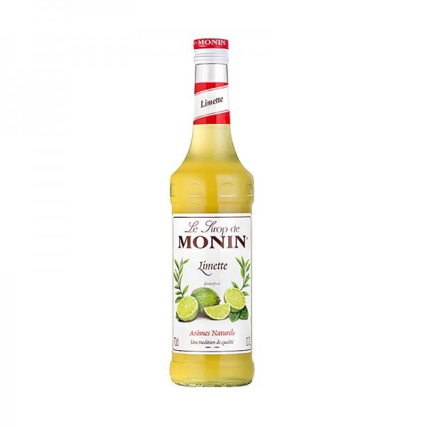 Monin - Limetten-Sirup aus grünen Limetten