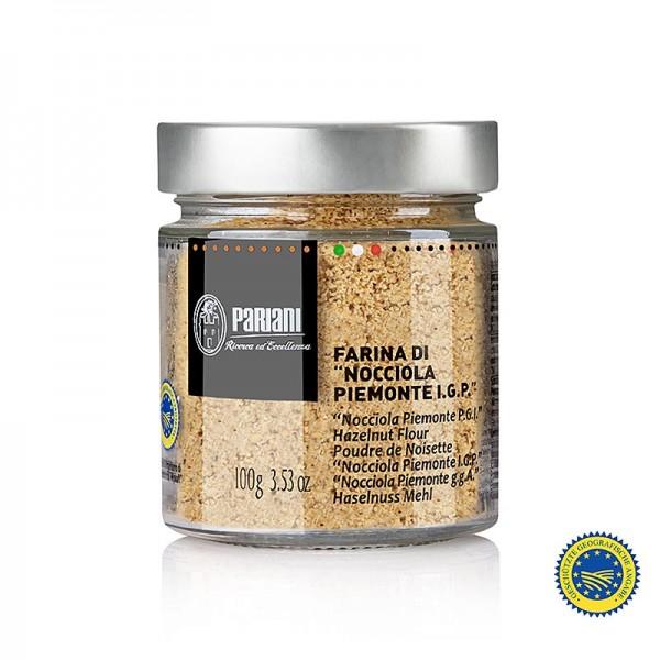 Pariani - Haselnussgireß 100% Piemonteser Haselnüsse IGP Pariani