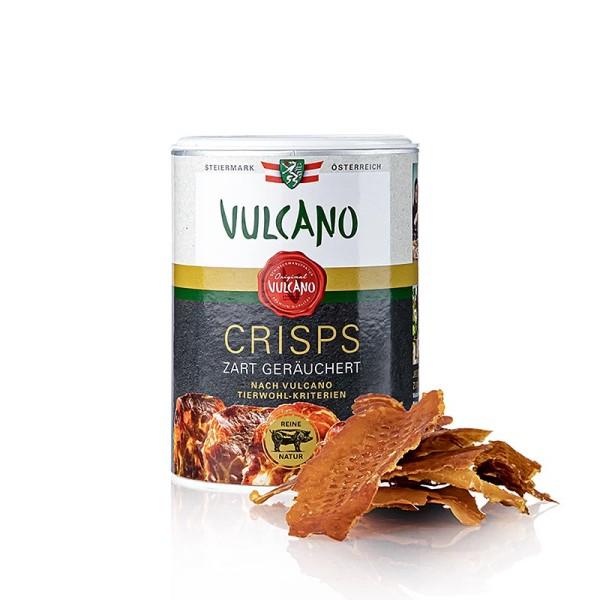 Vulcano - VULCANO Crisps Schinken - Chips zart geräuchert