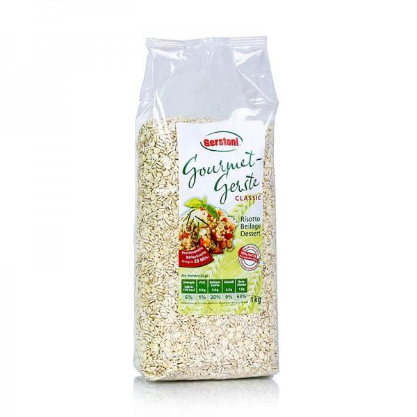 Gerstoni - Gerstoni Gourmet Gerste - Classic (mittelgroße Graupen)