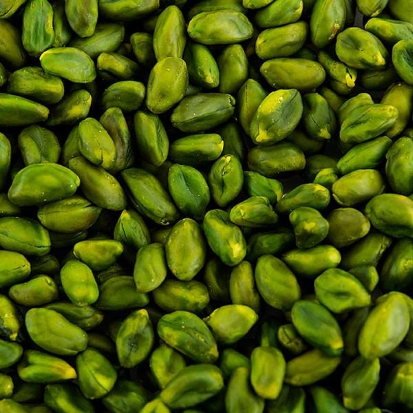 Deli-Vinos Snack Selection - Pistazien geschält mittelgrün A+ Sortierung