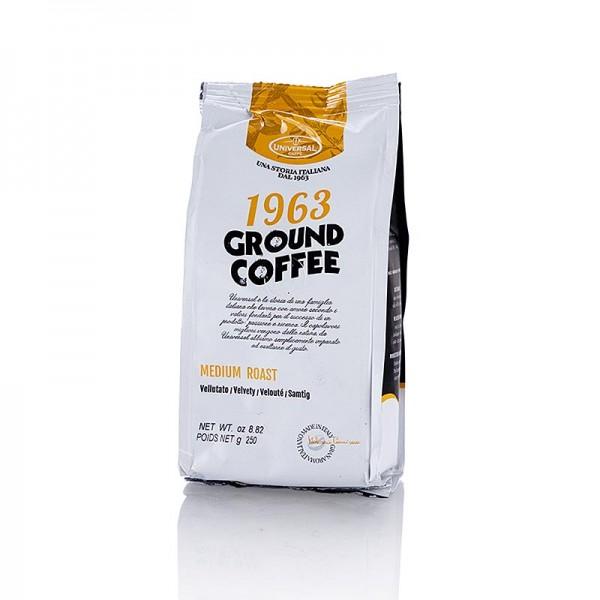 Kaffee Universal 1963 - Kaffee Universal 1963 gemahlen medium roast