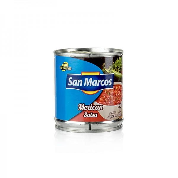 San Marcos - Mexican Salsa (Casera roja) rot 198g San Marcos