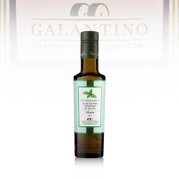 Galantino - Natives Olivenöl Extra Galantino mit Minze - Mentolio