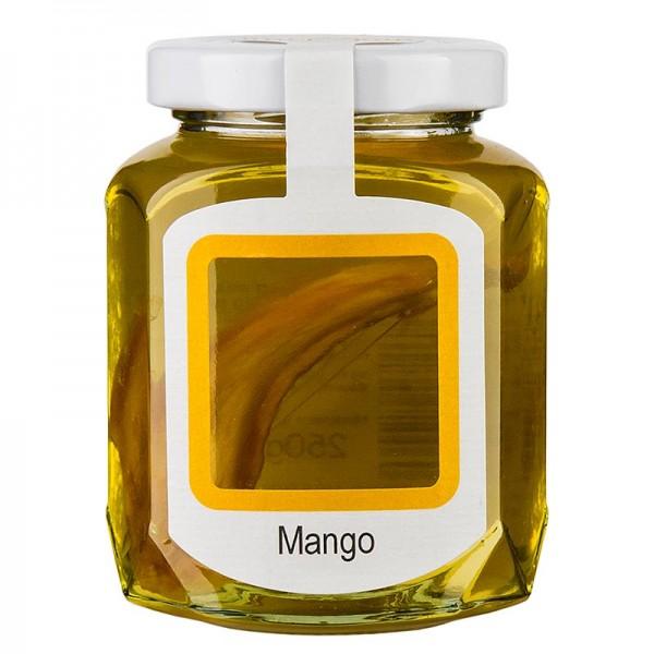 imhonig - Akazienhonigzubereitung mit getrockneter Mango imhonig
