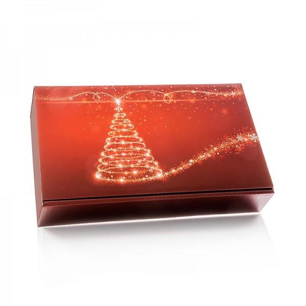Famulus Verpackungen - Weinpräsentkarton Christmas Tree 2er Präsentkarton 360mm