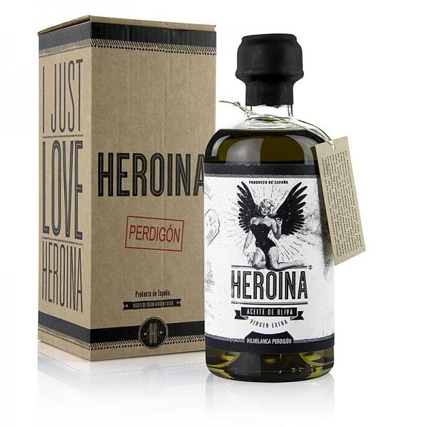 Heroina - Perdigon Heroina Olivenöl Extra Virgen 100% Hojiblanca