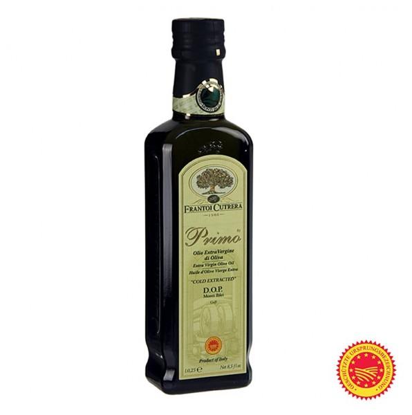 Frantoi Cutrera - Frantoi Cutrera Primo DOP Olivenöl Ex.V. 100% Tonda Iblea Feinschmecker ´10