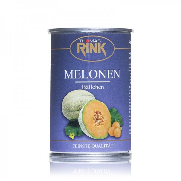 Thomas Rink - Melonen-Bällchen gezuckert