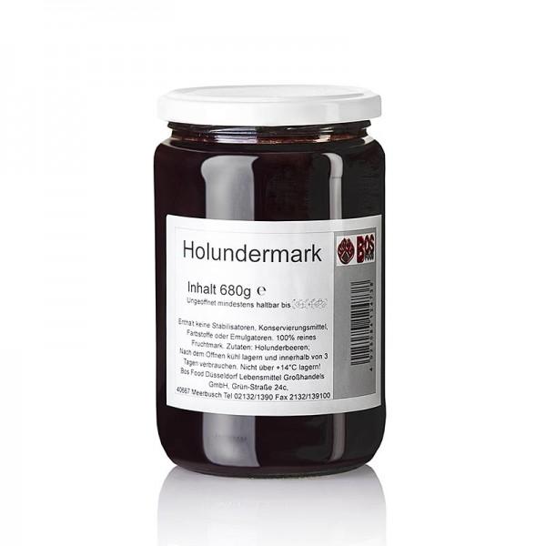 Bos Food - Holunder-Püree/Mark fein passiert