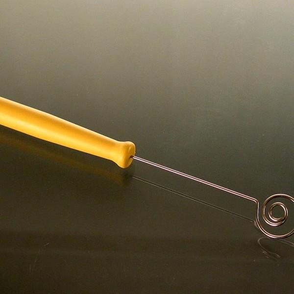 Deli-Vinos Kitchen Accessories - Pralinen-Tunkgabel in Spiralform