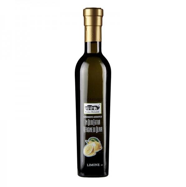 Casa Rinaldi - Zitronen-Olivenöl Bellolio mit Zitronenextrakt Casa Rinaldi