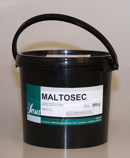 Sosa - Maltosec (Maltodextrin aus Tapioka) Absorptions/Trägerstoff