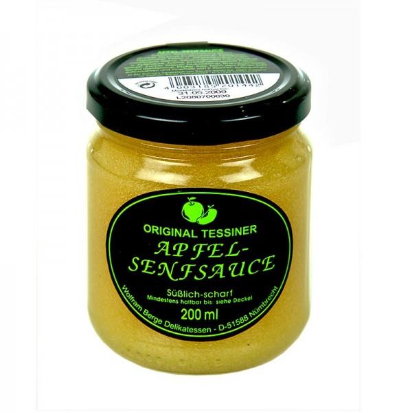 Original Tessiner - Original Tessiner Apfel-Senf-Sauce