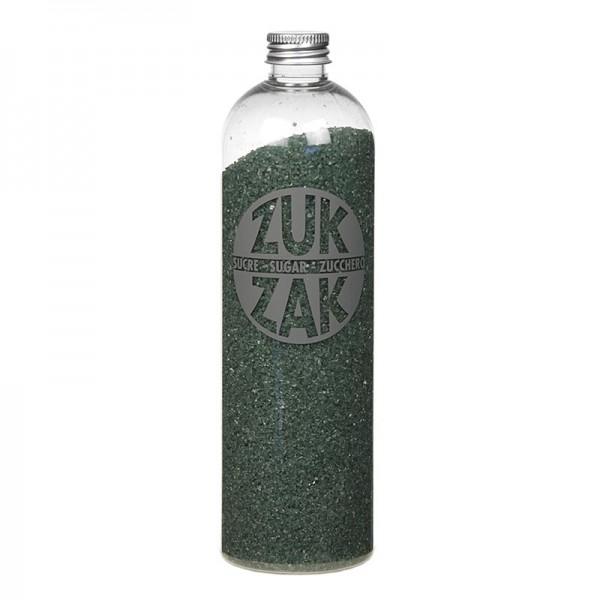 Deli-Vinos Patisserie - Farbiger Kristallzucker - ZUK ZAK grün