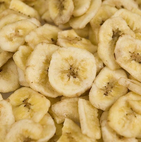 Deli-Vinos Obstgarten - Bananen-Chips Honey dipped