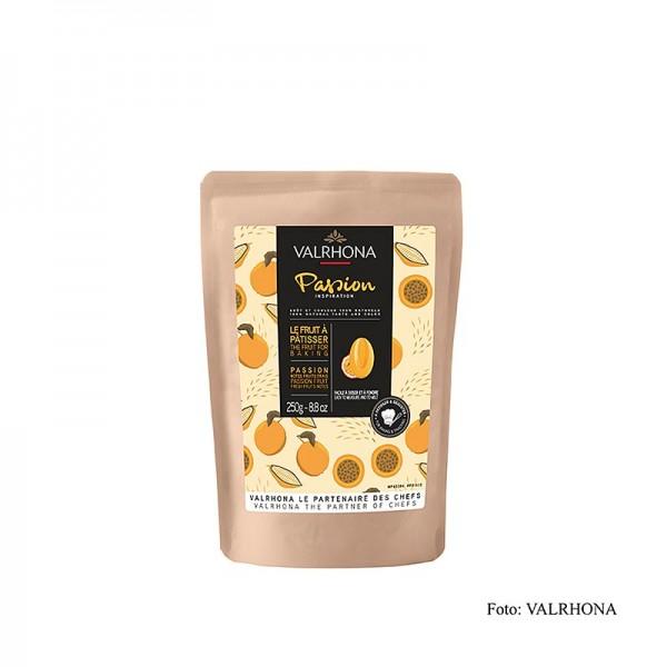 Valrhona - Valrhona Inspiration Passionsfruchtspezialität mit Kakaobutter Callets