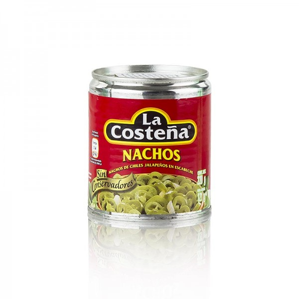 La Costena - Chili Schoten - Jalapenos geschnitten (La Costena)
