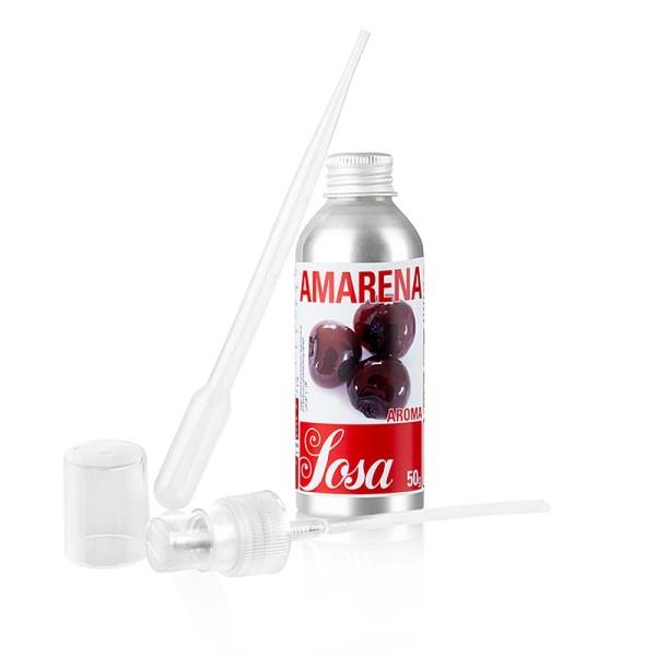 Sosa - Aroma Amarena Kirsche flüssig