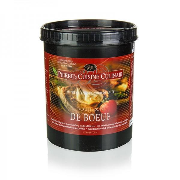 Pierres Cuisine Culinair - Pierre´s Cuisine Culinair Rinder Bouillon Pulver ca. 45 l