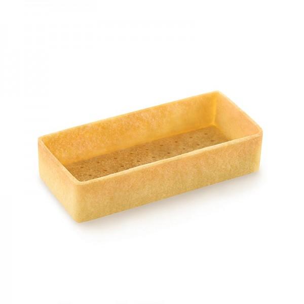 Filigrano - Dessert-Tartelettes - Filigrano rechteckig 7.3x3.3cm H 1.8cm Mürbeteig