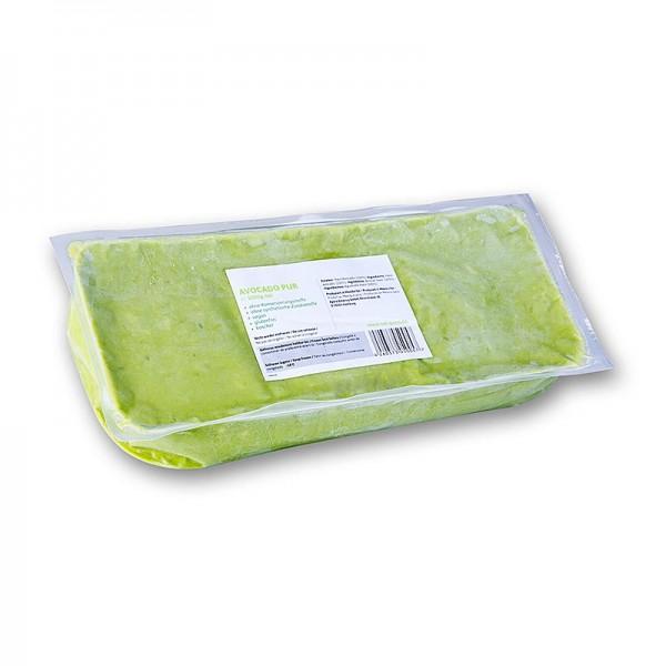 Sol Puro - Avocado-Paste Guacamole Pur Sol Puro TK