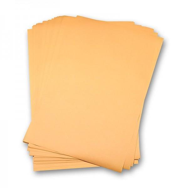 Deli-Vinos Kitchen Accessories - Einschlagpapier Zuschnitte für Eurokästen pfirsichfarben 35x57cm