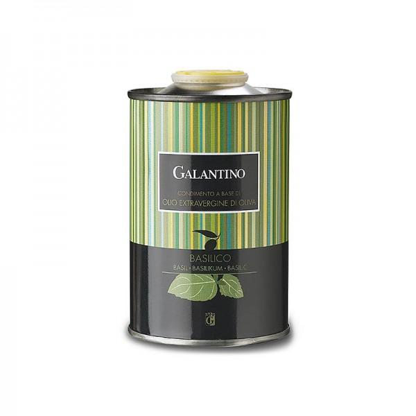 Galantino - Galantino Basilikumöl 250ml Kanister (Galantino Basilicolio)