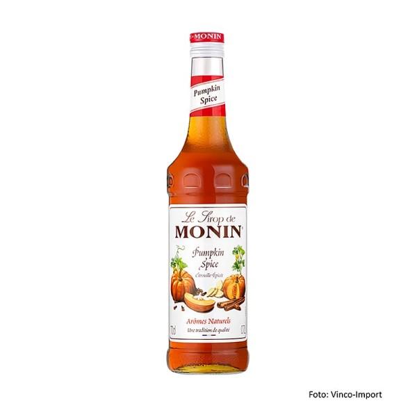 Monin Sirup - Monin Pumpkin Spice Sirup 1:8 700ml