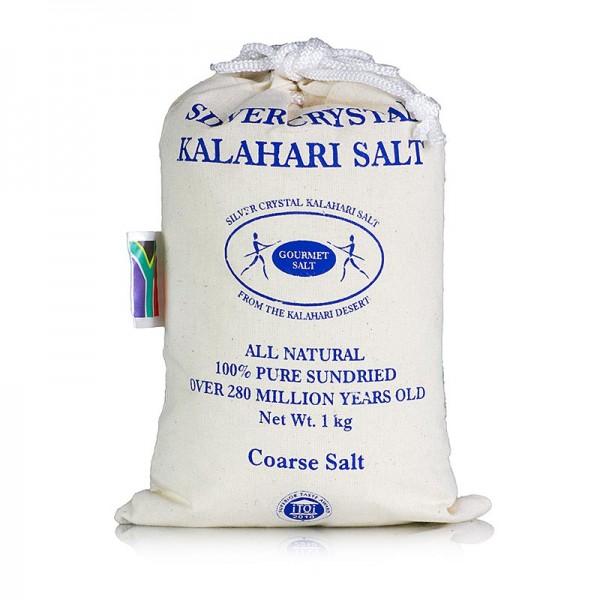 Silver Crystal Salz - Silver Crystal Salz aus der Kalahari grob