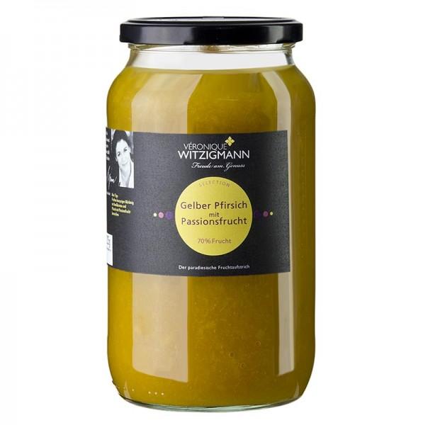 Veronique Witzigmann - Gelber Pfirsich mit Passionsfrucht - Fruchtaufstrich