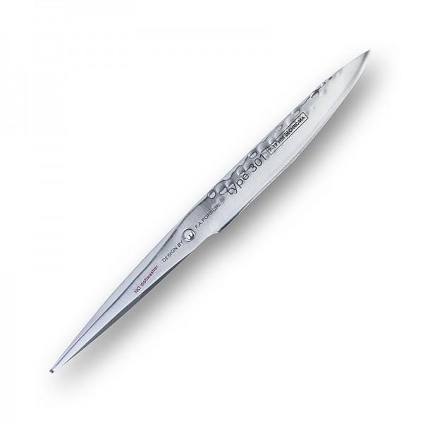 Chroma type 301 - Chroma type 301 P-19 HM Kleines Universalmesser Hammerschlag 12 cm