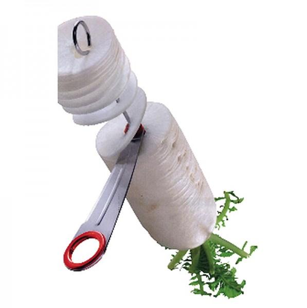 Deli-Vinos Kitchen Accessories - Gemüse-Spirale-Schneider manuell triangle