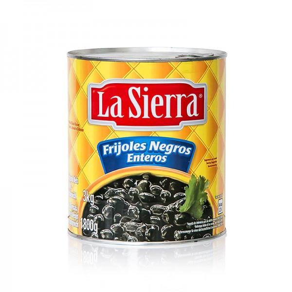 La Sierra - Schwarze Mexico Bohnen vorgegart