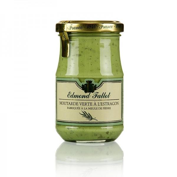 Fallot - Dijon Senf mit Estragon grün fein Fallot