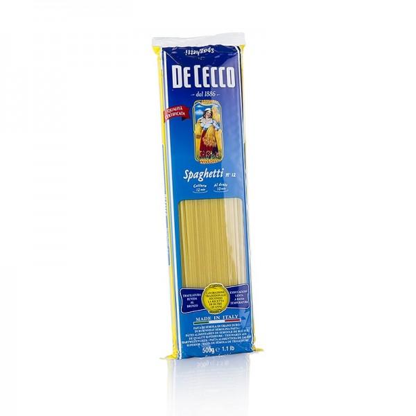 De Cecco - De Cecco Spaghetti No.12