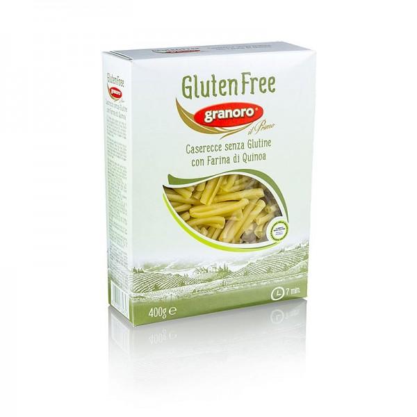 Granoro - Granoro Casarecce mit Quinoa glutenfrei