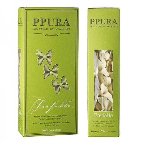 Ppura - Pasta Ppura Farfalle BIO