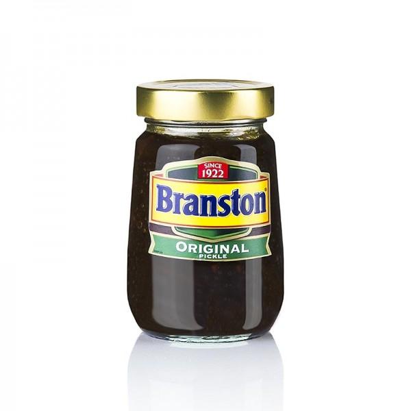 Branston Pickle - Branston Pickle Gemüse- Dattel- und Apfelstücke süß-sauer