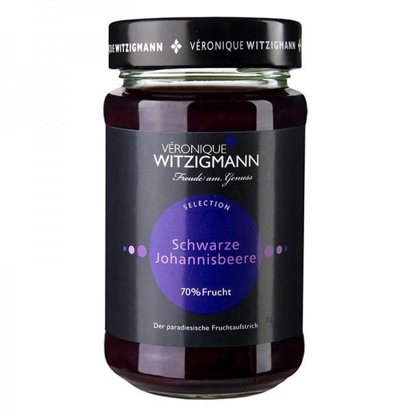 Veronique Witzigmann - Schwarze Johannisbeere - Fruchtaufstrich