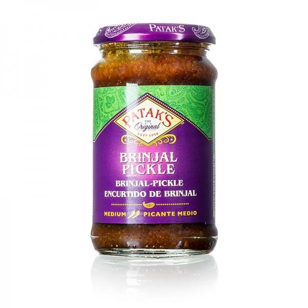 Patak´s - Brinjal Auberginen Pickle medium Patak´s