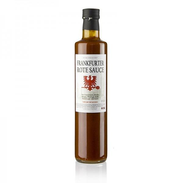 Kornmayer - Kornmayer - Frankfurter rote Sauce Currysauce mit Apfelwein