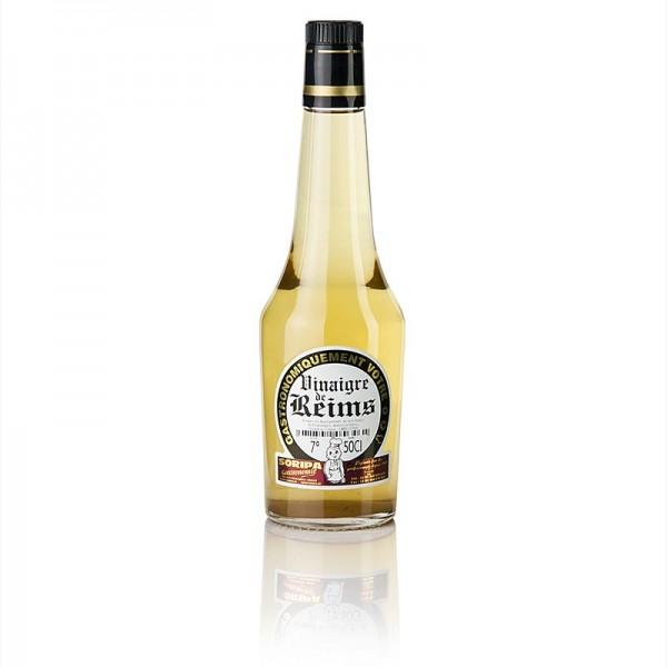 Soripa - Vinaigre de Reims - Champagner Essig aus Champagner-Trauben Soripa