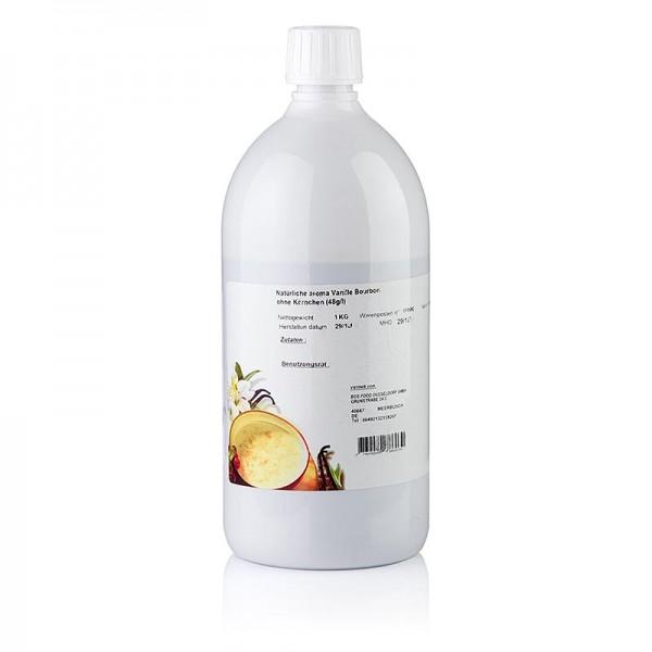 Eurovanille - Vanille-Aroma flüssig mit Bourbon-Vanille Konzentrat Eurovanille
