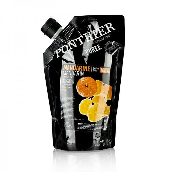 Ponthier Pürees - Püree- Mandarine 100% Frucht