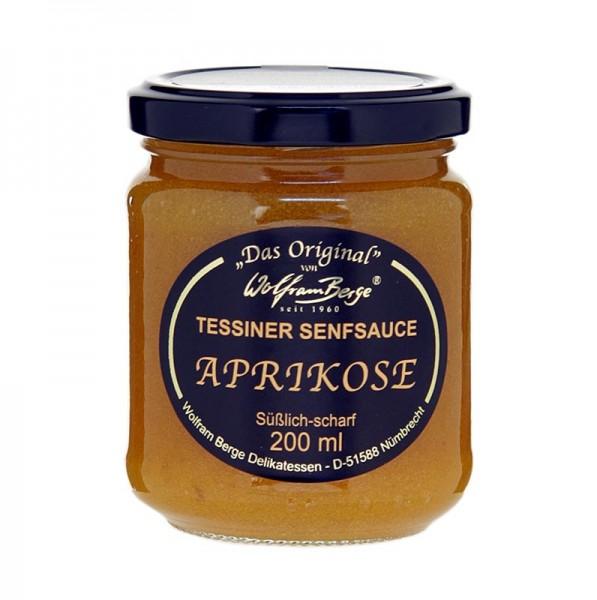 Original Tessiner - Original Tessiner Aprikosen-Senf-Sauce