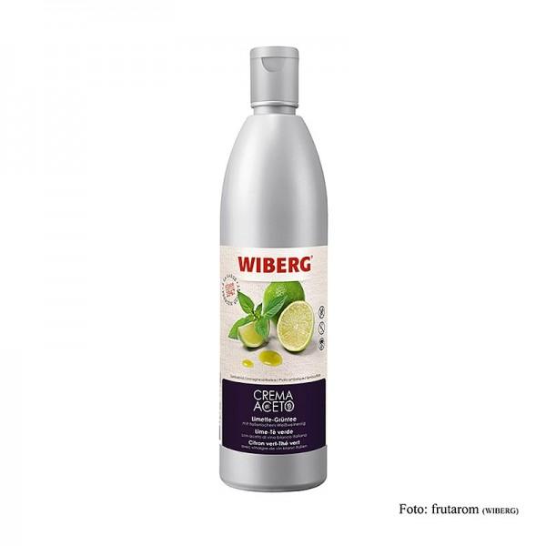 Wiberg - WIBERG Crema di Aceto Limette-Grüntee